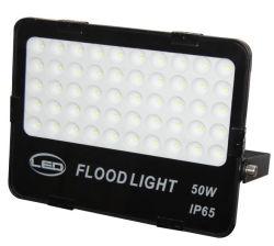 Projecteur à LED 50W CA 220V Projecteur étanche extérieur de l'éclairage des projecteurs à LED à l'extérieur Lampadaire Spotlight