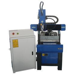 구리 황동 알루미늄 강철 커터 CNC 절단 기계 라우터 4040 6060 6090 1212(수냉 시스템 및 서보 포함 모터