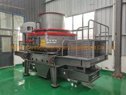 الصين بالجملة تستخدم آلة صنع الرمال عمود عمودي الاصطدام كسارة آلة VSI الرخيصة / آلة الدفع / صانع الرمال