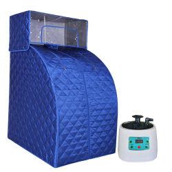 Cuadro eléctrico de sauna de infrarrojos portátiles profesionales de la familia Sauna de Vapor