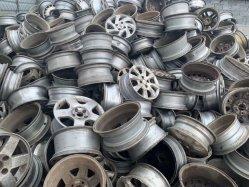 محور عجلة نفايات المواد المصنوعة من الألومنيوم المصنع للمعدات الأصلية يستخدم التلميع الكيميائي مع شهادة ISO