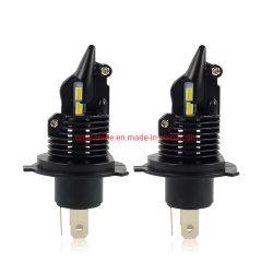 Carro automático dos faróis LED Hi Lo Lâmpadas HID Xenon H4 H7 H11 9007 9006 9005 LEDs Faróis para aluguer de 12V 6V Lâmpadas Automóvel