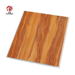 China Fabrikant beste prijzen Plasitic Laminiated PVC Plasitic Plasitic Plasitic Plasiated PVC Plafondpaneel PVC Wandpanelen voor Home Decoration