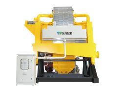 Equipamentos de Mineração gradiente elevado molhado de areia de quartzo Anel Vertical Electro Magnetic Máquina do Separador