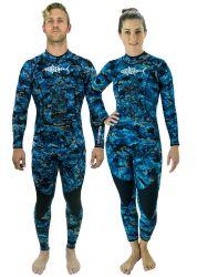 Yamamoto de neopreno de alta calidad Jako camuflaje de célula abierta de estilo de pesca submarina apnea traje traje de buceo natación27