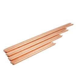 O tubo de cobre puro tubos para computador portátil notebook de resfriamento do tubo de calor ou plana rodada 100mm-400mm opcional