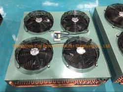 Luft abgekühlter Kondensator, kondensierende Geräte für Kühlraum, Industrie und Handelsabkühlung