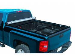 ملحقات شاحنات PVC الناعمة لف غطاء المقعد الخلفي الناعم لمدة Chevy/GMC 5.5FT