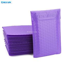 다양한 컬러 Poly Bubble Mailing bag Matte Color Co-Extruded Wrapping 포장 의류를 위한 Bag Bubble Shipping 봉투