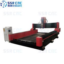 الصين صغيرة سطح المكتب الحجر CNC جهاز توجيه نحت آلة لنحت الرخام ، والجرانيت ، حجر المرق ، العداد ، وحوض الاستحمام