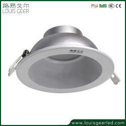 ضوء السقف 5 واط ضوء CREE COB قابل للضبط ضوء إيقاف الغاسلة الحائطي