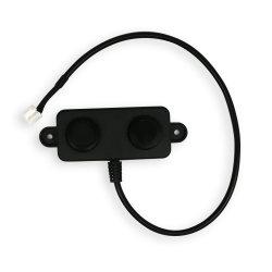Transductor de proximidad módulo resistente al agua resistente al agua el sensor de distancia ultrasónico