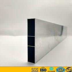 Декоративные деревянные поверхности зерновой/Anodizing алюминиевый профиль Ограждения панели