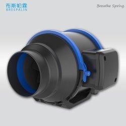 Novo design do tipo tubo em linha de ventilação do ventilador do duto de exaustão