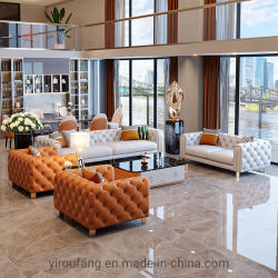 جلود صالون للبيع المباشر 1 2 3 مقاعد أريكة أثاث