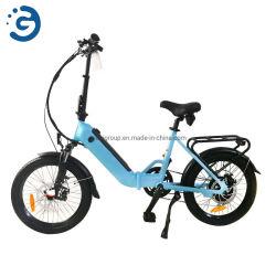 Фокс 20''24''-дюймовый 250W/350 Вт/500W жир портативный складной батареи Ebike шин для ребенка