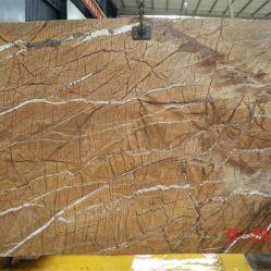 Тропический лес коричневым мраморным слои REST для внутренних дел пол настенные украшения