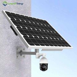 1080p Solar 4G Wireless Outdoor IP65 Wasserdichte PTZ-CCTV-Sicherheit IP-Kamera