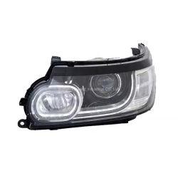 مصابيح أمامية أمامية أمامية للمصابيح الأمامية طراز L494 من رينج روڤر سبورت 2013-2017 OEM Lr090485 Lr090488
