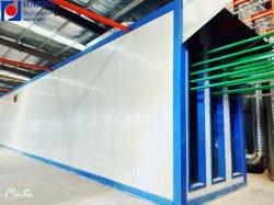 2021 pulverização eletrostático equipamentos da linha de metal em pó máquinas para revestimentos fabrica
