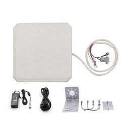 忠誠10mのUHF RFIDの読取装置を追跡するUSB RS232 Wg26のリレーRJ45インターフェイス手段との長い読書間隔サポートPasswrodのモード