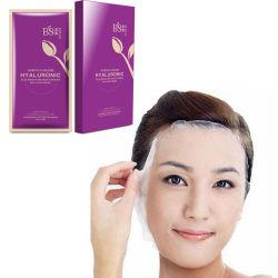 Groothandel huidverzorging Hyaluronzuur Moisturizing Silk Mask Witten gezicht Masker