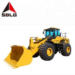 Sdlg 6t 6000kg 100HP Hochleistungsrad-Ladevorrichtung mit verstärkter Felsen-Wanne