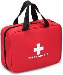 EVA esvazie o saco da caixa de Primeiros Socorros Médicos Mochila Bolsa Dobrável Tote