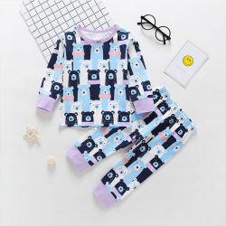Lunghi del manicotto del vestito della biancheria intima dei bambini istituto per l'infanzia la biancheria intima del bambino dei vestiti