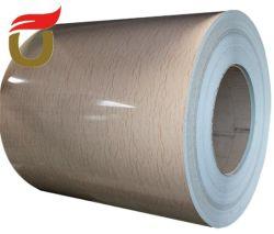 RAL カラーコーティングスチールコイル 0.4mm 0.5mm 0.6mm 建材 PPGI ハードウェアメタル