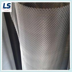 Fabricado com materiais de elevada qualidade em aço inoxidável metal expandido