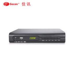 Todos os canais H. 265 Gratuitamente Powervu G Cam HD TV Digital DVB-S2 Receiver
