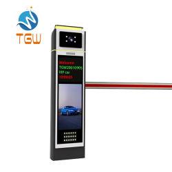 Riconoscimento automatico della targa del veicolo lettore di fotocamera con acquisizione della licenza