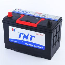 بطارية سيارة التخزين القياسية MF N70 بقدرة 12 فولت بقدرة 70 أمبير في الساعة
