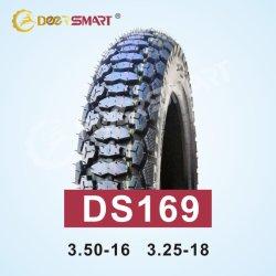 Prix bon marché Taille 3.25-18 3.50-16, Pattern ds169 Type de tube / moto Pneu tubeless