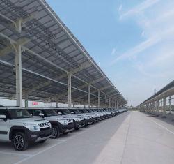 Il sistema a energia solare del montaggio del Carport di PV inquadra i prodotti