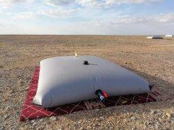 Grau de indústria de lona de PVC Bexigas Armazenamento suave do tanque de água