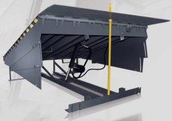 Armazém pesada de elevação do elevador de elevação de rampa no pátio do Nivelador da doca de Elevação do contentor