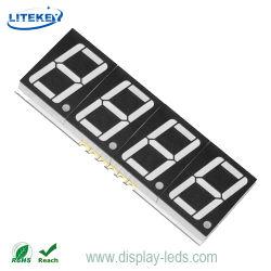 0,56 polegadas numérica de quatro dígitos Display LED SMD