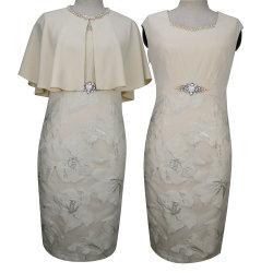Vestidos de casamento mãe da noiva exercício intelectual Lady Suits moda jovem Mama beca para parte