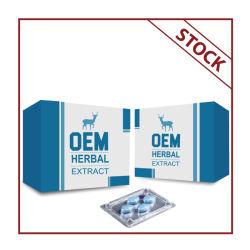 Custom for Brand Herbal/Non-Herbal/Generic Sex Píldoras para mejorar Sexo Mejor Male mejorando las píldoras de la salud al por mayor