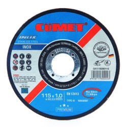 4.5-inch superdun snijwiel van 115 mm voor metaal en Inox