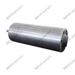 Spoelbak voor de kachel en het CGL, gemaakt van CF-3m, Zgcr22ni14, AISI410, Dch23, 316L, 317L, met centrifugaalcasting, gieten van de vorm van de koeler en machinale bewerking