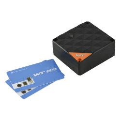 WT-M-1708 onzichtbare vergrendeling van kast van lade MIFARE één kaart of ID-kaartfunctie