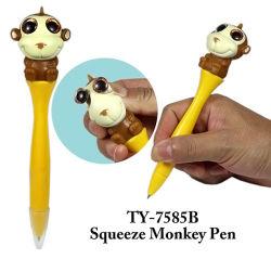 De grappige Pen van de Samendrukking en het Grappige Speelgoed van de Pen van de Samendrukking Pop