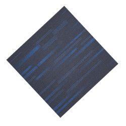 流星の工場は商業ホテルの家庭内オフィスのカーペットのタイルのウールのカーペットを支持する新しいデザイン61X61cm新しいポリエステル表面PVCを卸し売りする