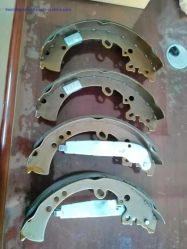 Ganascia freno a disco di ricambio auto di qualità Goood per Toyota Hilux 04495-Ok120/K2395