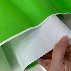 BOPP Laminado de personalizar el fertilizante químico Bolsa tejida PP rollo/BOPP rollos de bolsas de tela