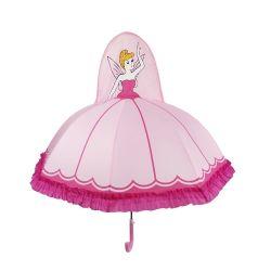 Dibujos animados de forma personalizada a los niños Creative modelo 3D Princesa oído paraguas para niños