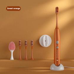 3 pcs el cepillo de dientes jefes Productos del Hogar Eco friendly Personal de Cuidado Bucal Blanqueamiento dental cepillo sónico